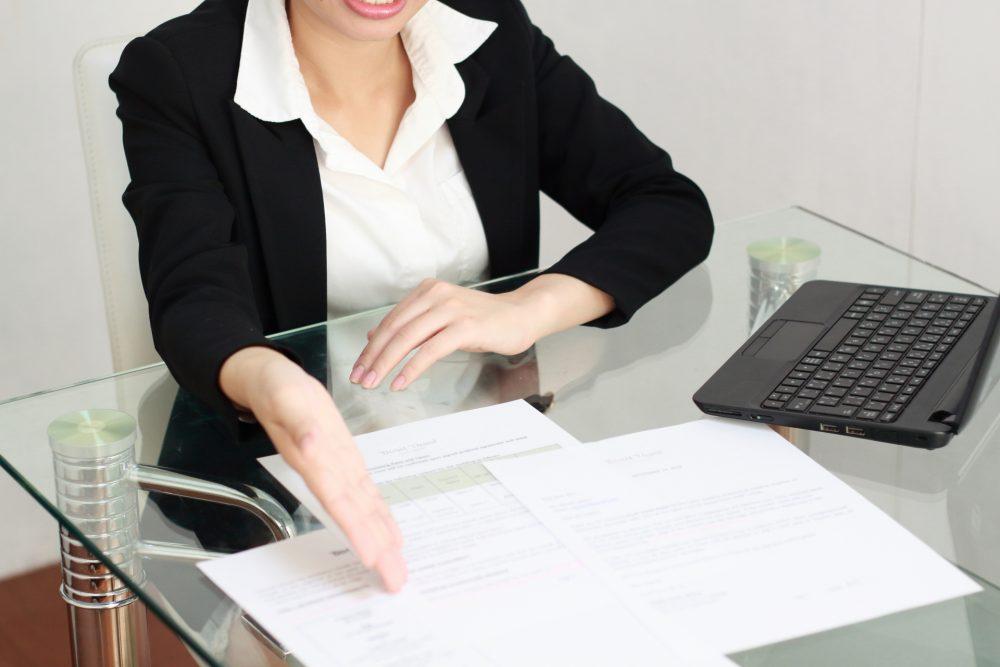 2度の産休を経て管理職に昇進